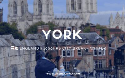 LifeinourVan City Reviews   York   England