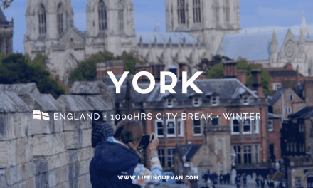 LifeinourVan City Reviews | York | England