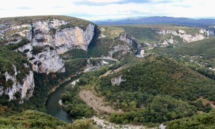 Lifeinourvan Europe Roadtrip | Dashcam Footage | France | Ardeche Gorge