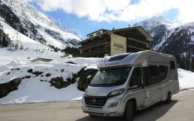Lifeinourvan Europe Roadtrip | Dashcam Footage | Alps