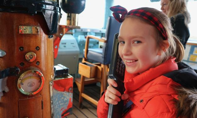 Edinburgh | Roadschooling on Royal Yacht Britannia