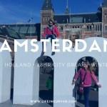 LifeinourVan City Reviews | Amsterdam | Holland