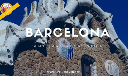 LifeinourVan City Reviews | Barcelona | Spain