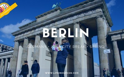 Berlin on a Budget with Kids | How we spent 24hrs in Berlin