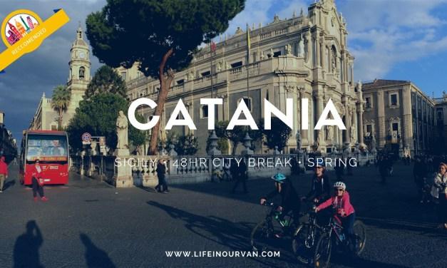Sicily | Catania with Kids…. a family bike adventure!