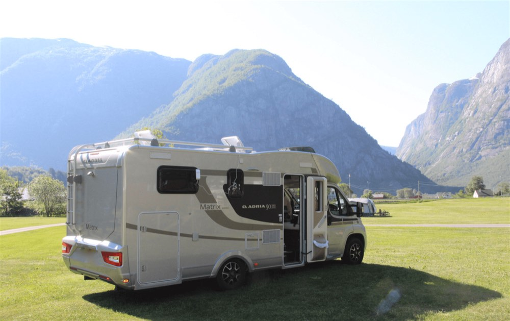 Camping Sæbo in Norway | The Ultimate Frisbee location