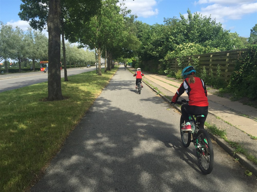 Copenhagen by bike 8-opt