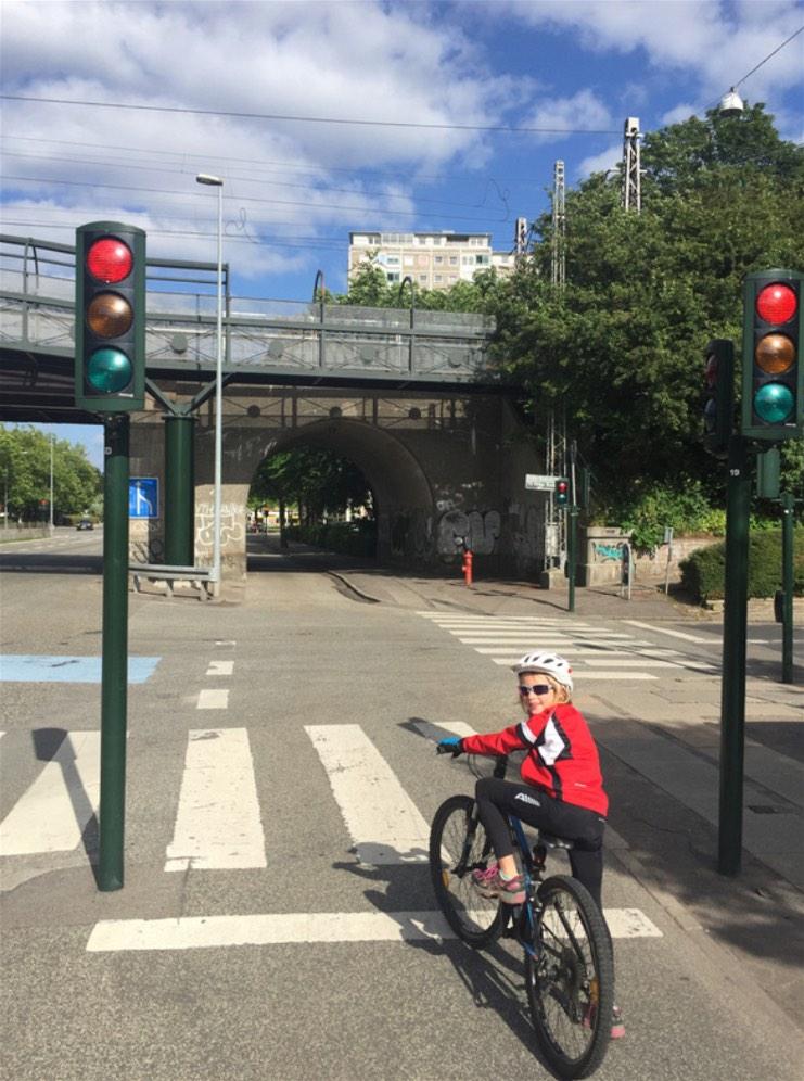 Copenhagen by bike 9-opt