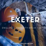 LifeinourVan City Reviews | Exeter | England