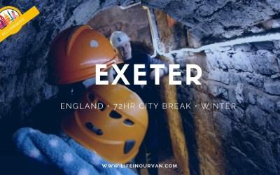 LifeinourVan City Reviews | Exeter | England
