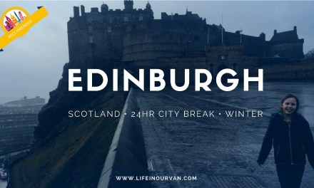 LifeinourVan City Reviews | Edinburgh | Scotland
