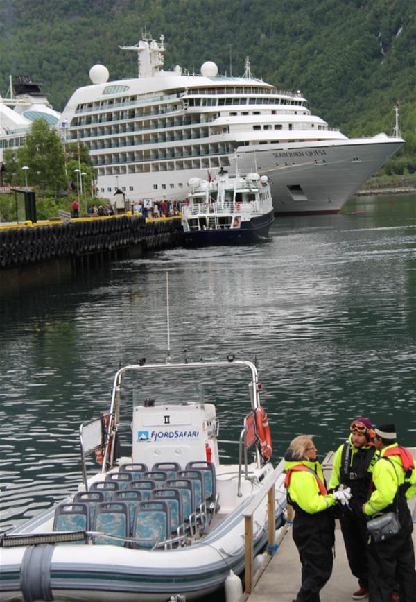 Flam RIB Speedboat Safari14