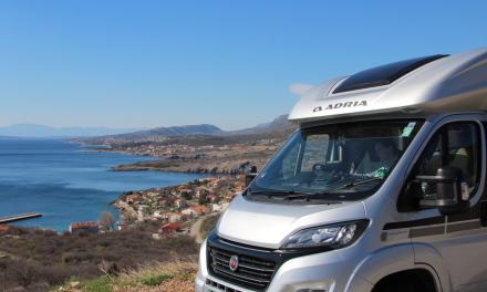 So what does 'Croatian Island Hopping' look like from the drivers seat?