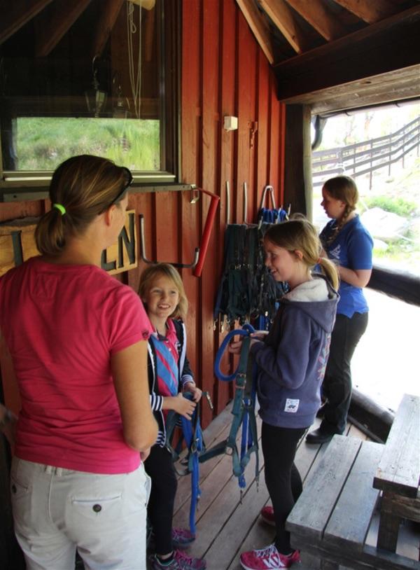 Kvistli Ranch Horse Riding 7