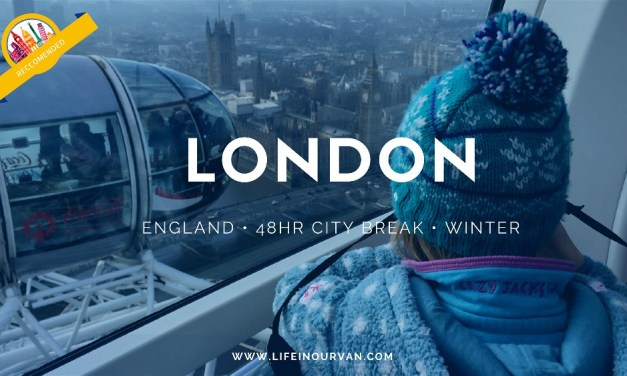 LifeinourVan City Reviews | London | England