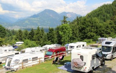 Austria | Discovering AlpenCamping's Stunning Alpine Location…