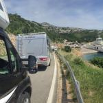 Motorhoming in Croatia | Highway 8 | A Top 10 'Scenic Drive in Europe'