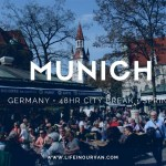LifeinourVan City Reviews   Munich   Germany