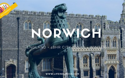 LifeinourVan City Reviews | Norwich | England