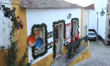 Christmas in Portugal | How Obidos celebrate the coming of 'Pai Natal'