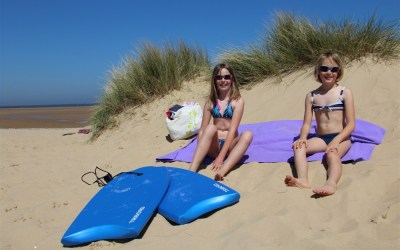 Top 5 Family Friendly Coastlines we've discovered across Europe!