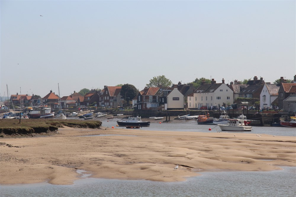 Motorhoming in Norfolk | Visiting Wells next to the Sea - worth every minute spent there!