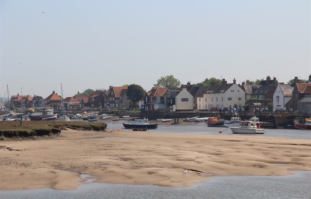 Motorhoming in Norfolk | Visiting Wells next to the Sea – worth every minute spent there!
