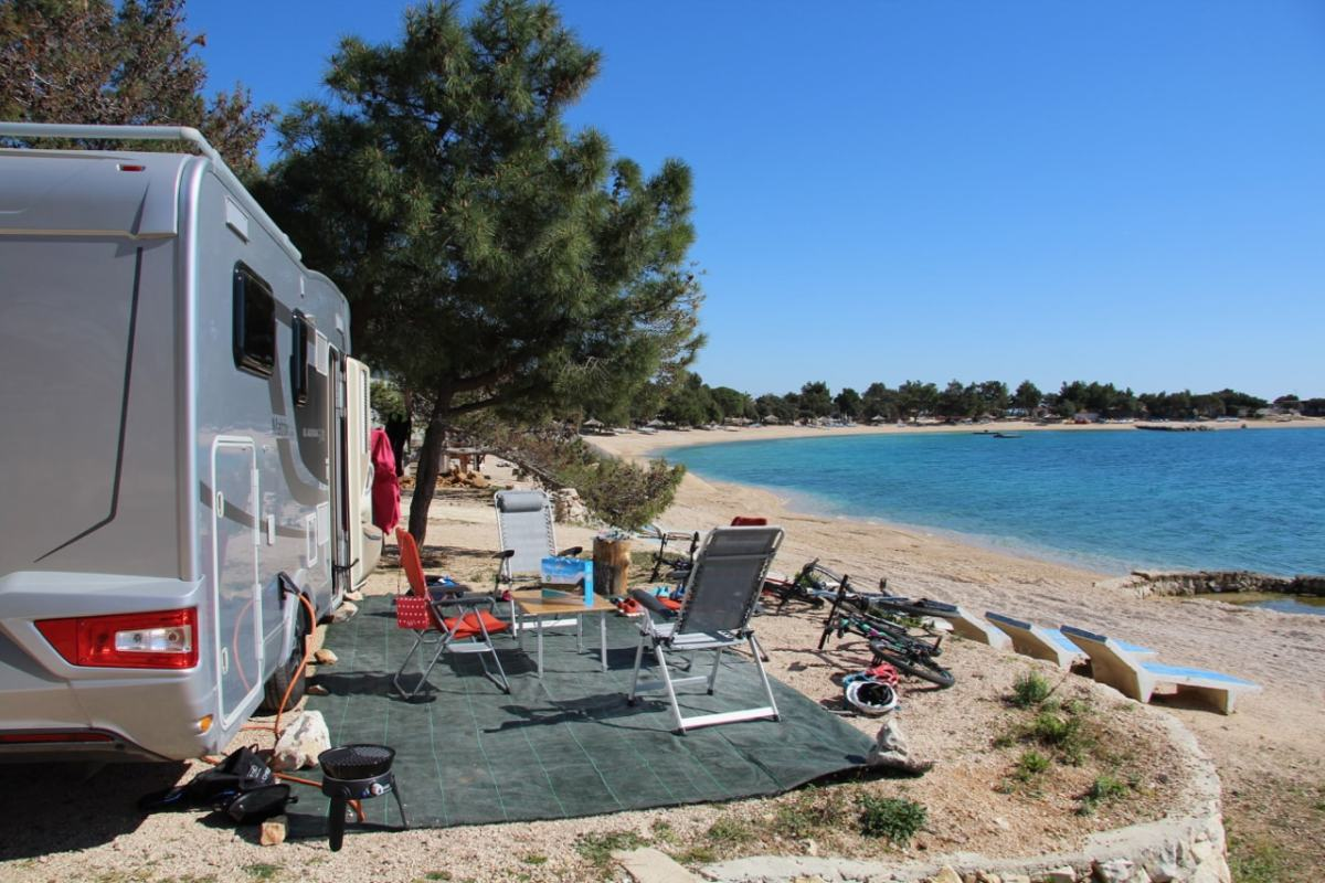 Camping Šimuni... the perfect family getaway in Croatia!