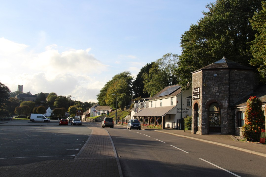 Pembrokeshire Day 5 - Pembroke Treasure Trail - 1 (7)