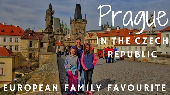 Prague for Video