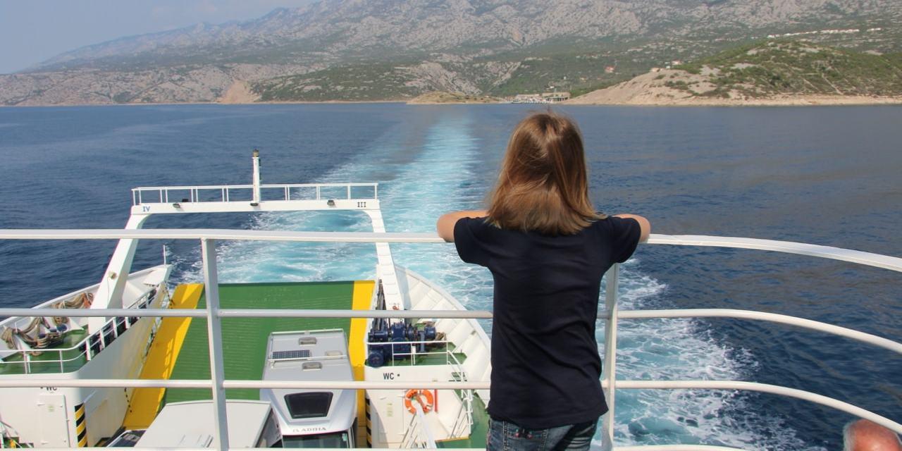 Croatian Island Hopping To Rab & Camping San Marino