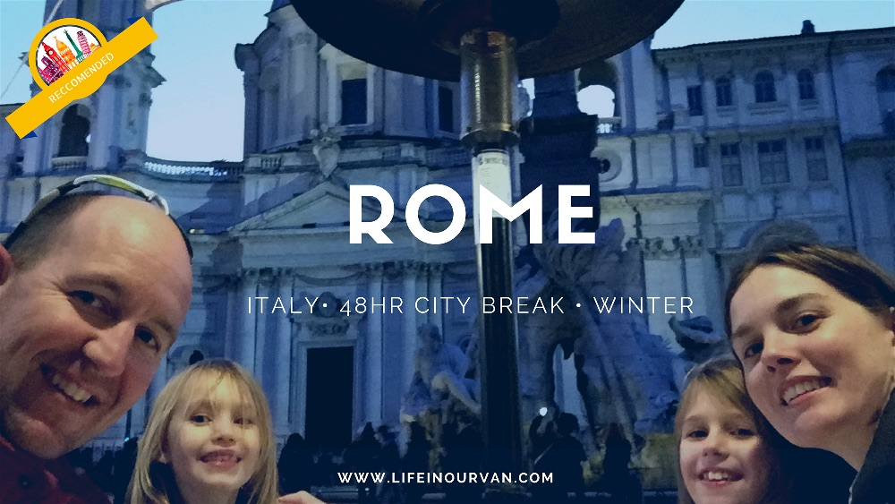 LifeinourVan City Reviews | Rome | Italy