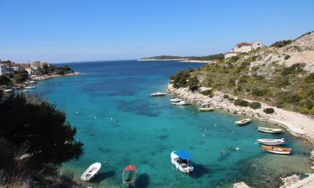 Motorhoming in Croatia | Taking the Scenic Route to Trogir along the Adriatic Coastline