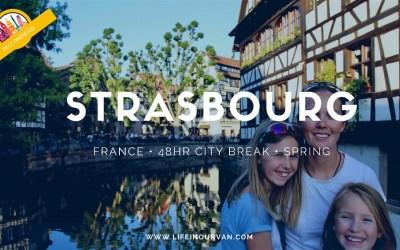 LifeinourVan City Reviews | Strasbourg | France