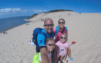 Motorhoming in France | Dazzled by the beauty of the Dune du Pilat