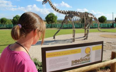 Motorhoming in Spain | Walking with Dinosaurs in Teruel in Northern Spain