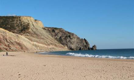 Use LifeinourVan's Beaches Guide to enjoy Portugal's Algarve