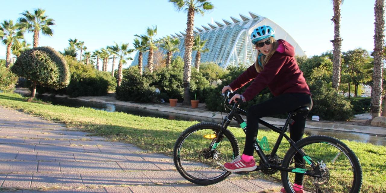Returning to enjoy Valencia…by bike!
