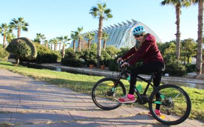 Returning to enjoy Valencia…by bike!