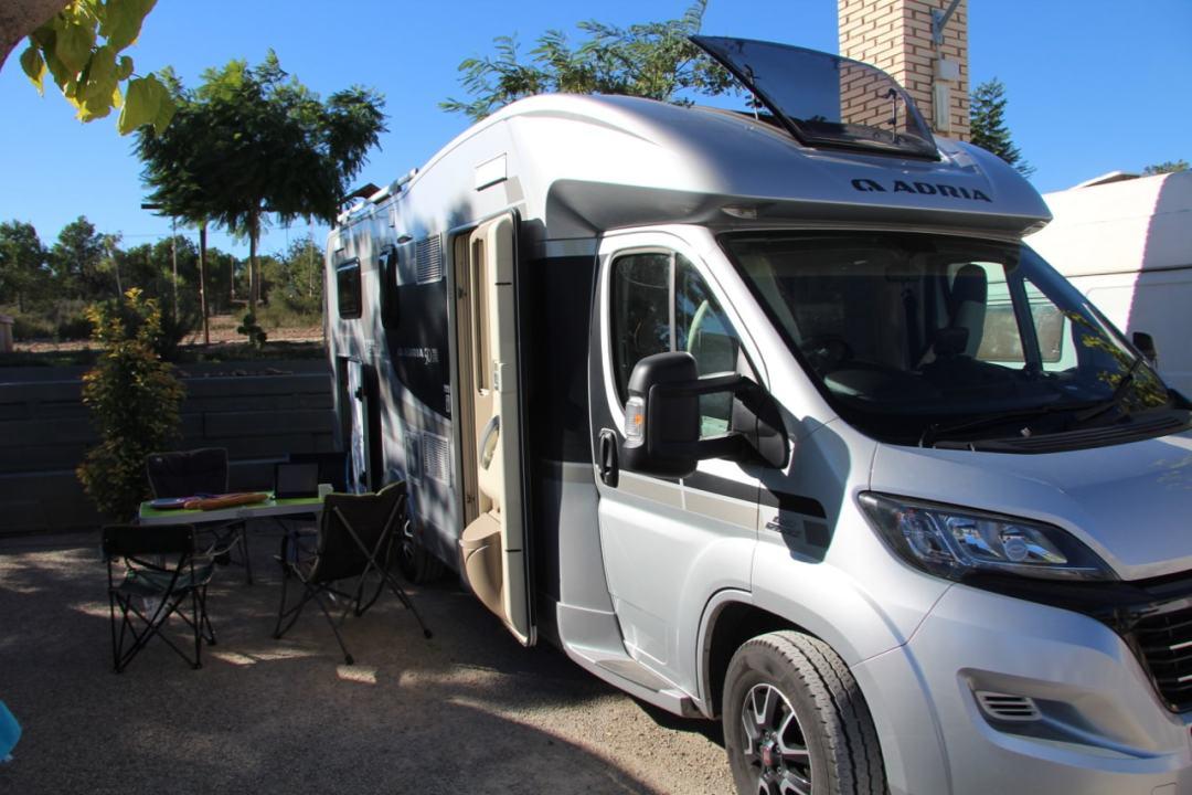 Valencia Camper Park3