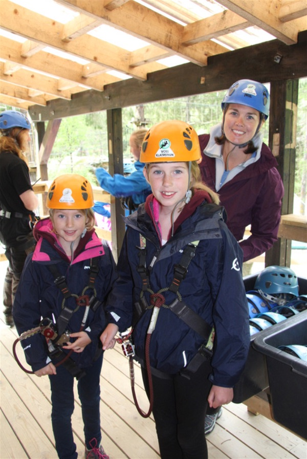 Voss Family High ropes12
