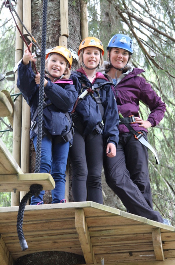 Voss Family High ropes7