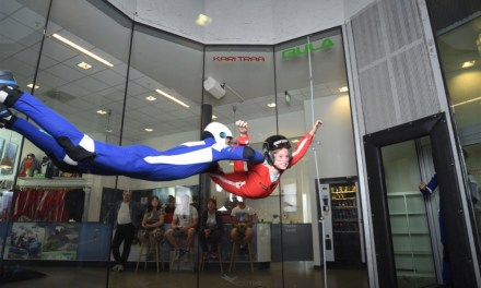Indoor Sky Diving | An Experience with Voss Vind's Wind Tunnel