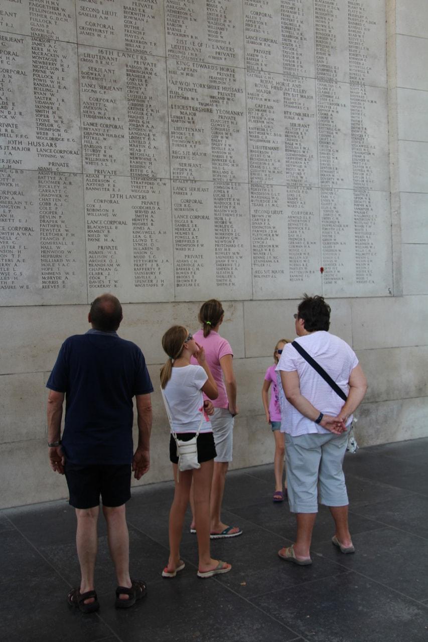 Ypres WW1 Tour9