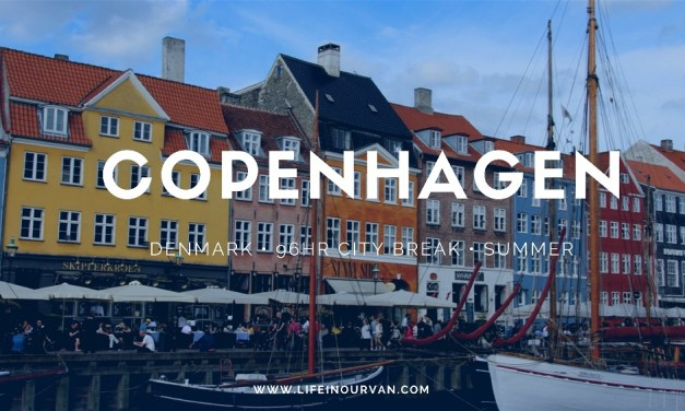 LifeinourVan City Reviews | Copenhagen | Denmark