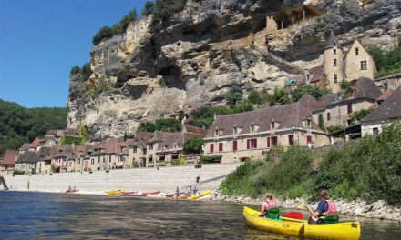 Exploring the magnificent River Dordogne Valley