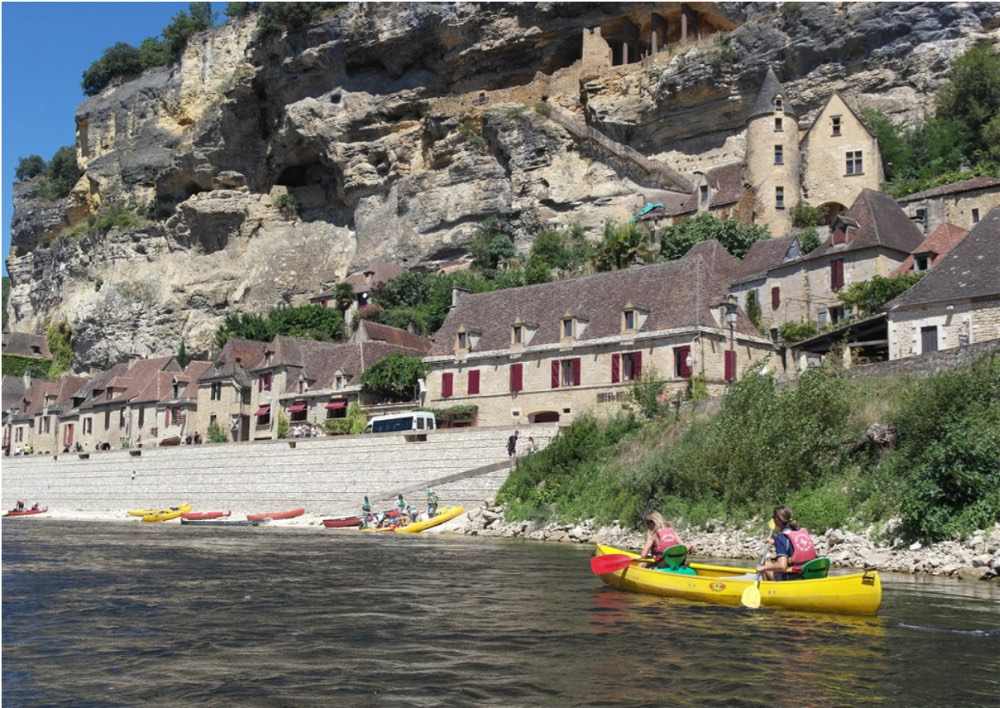 dordogne kayaking 11