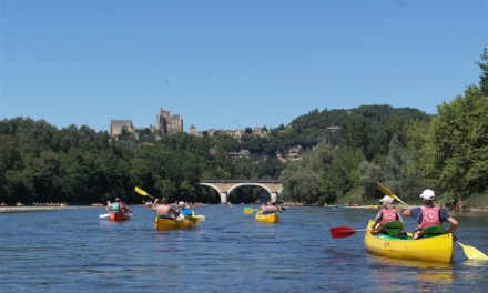A Family Kayaking Adventure on the Dordogne
