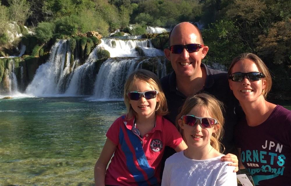 Croatia by Motorhome | Family Bike Adventures at KrKa National Park
