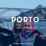 LifeinourVan City Reviews   Porto   Portugal